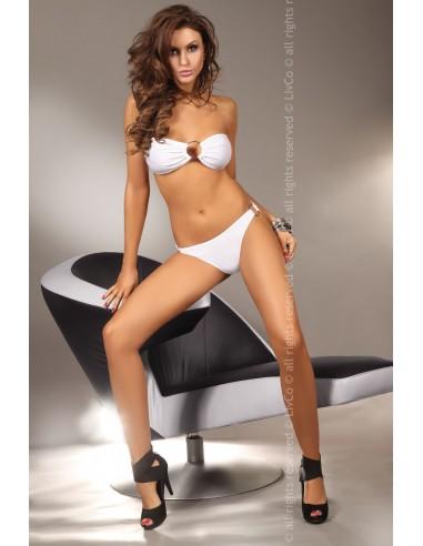 Ženski kupaći kostim Amphitrite bijela