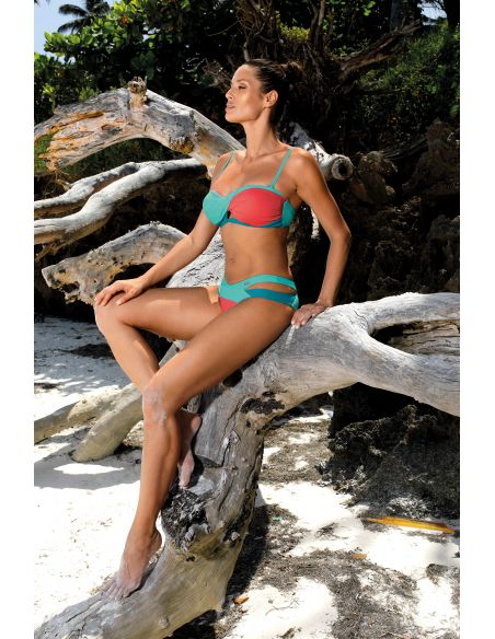 Ženski kupaći kostim Selena Martinica-Semifredo-Peacock M-545 (3)