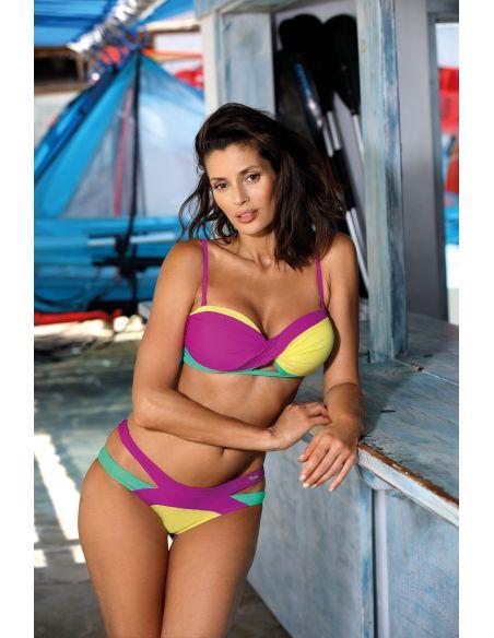 Ženske kopalke Selena Very Fuchsia-Gialino-Maladive M-545 (4)