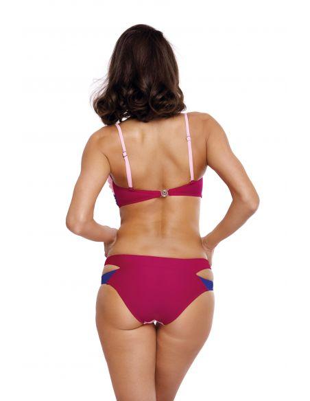 Ženski kupaći kostim Selena Magenta-Dafne-Baltimora M-545 (2)