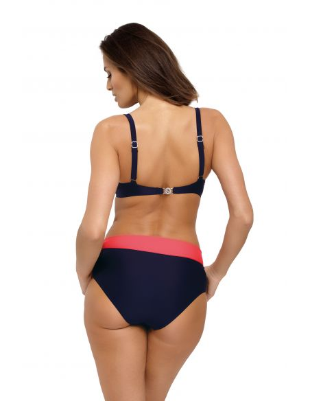 Ženski kupaći kostim Stephanie Admiral-Nectarine M-522 (1)