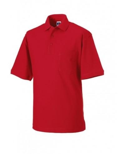 Jerzees Muška radna polo majica