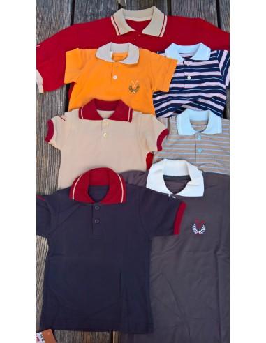 Dječja polo majica 3 komadi u paketu